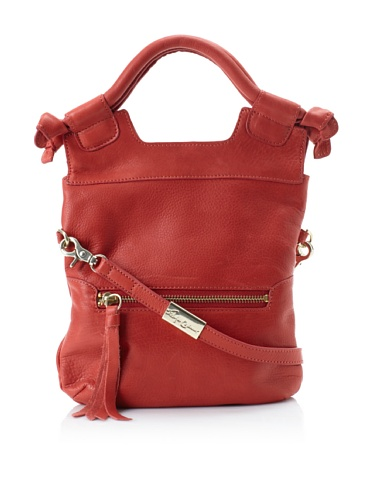 Foley + Corinna Women's Disco City Convertible Cross-Body, Washed Red
