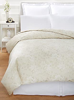 Home Treasures Elegance Jacquard Duvet Cover (Mist)