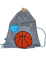 Basketball Drawstring Bag -Junior