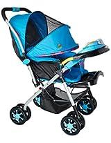 Sunbaby Jigsaw Stroller (Blue)