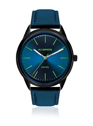 K&BROS Reloj 9486 (Azul)