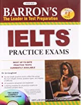 Barron Ielts Pratice Exams With Cd