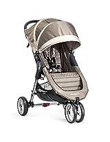 Baby Jogger City Mini Single Stroller Sand/Stone