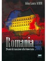 Romania 1988-2008.20 anni di transizione alla democrazia