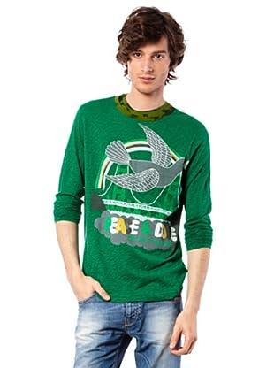 Custo Camiseta Mel (Verde)