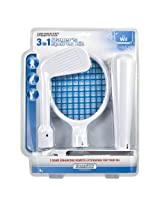 3-In-1 Player's Sports Kit - Nintendo Wii