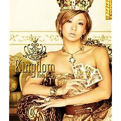 倖田來未 Kingdom(DVD付)