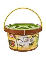 Meccano-Erector Junior, 100 Pieces Bucket
