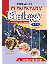 Trueman's Elementary Biology - Vol. 2 For Class XII