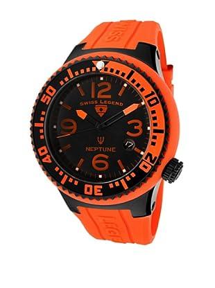 Swiss Legend Reloj Neptune Naranja