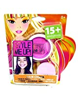 Style Me Up Hair Chalk Single Pack Pink