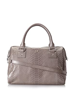 LODIS Women's Highland Camille Satchel, Smoke