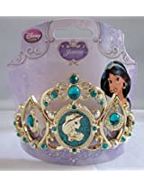 Disney Store Princess Jasmine Turquoise Jeweled Tiara