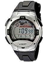 Casio Men's W753-1AV Sport Digital Polyurethane Strap Watch