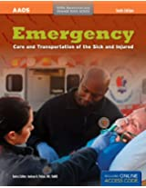 Emergency Care and Transportation of the Sick and Injured (Orange Book Series: 40th Anniversary)
