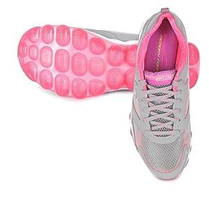 Skechers 11848-Gyhpskech Air Shoes - Grey 6 UK