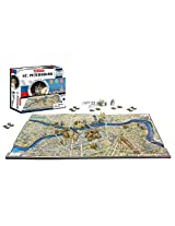 4D Cityscape Time Puzzle St. Petersburg, Russia