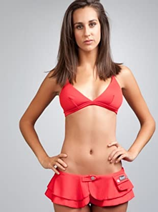 Belstaff Bikini Volante (Rosa)