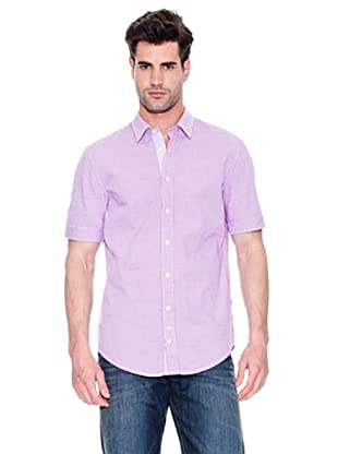 Hugo Boss Camisa Cliff (Lila)
