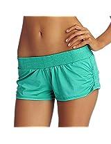 Vitamin A Shorts, Green, Large