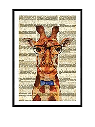 Really Nice Things Bild Giraffe Artwork