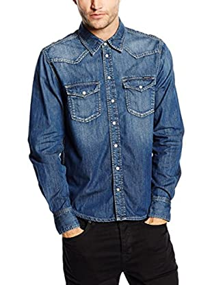 Pepe Jeans London Hemd Denim Carson Regular Fit