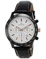 Maxima Attivo Analog White Dial Men's Watch - 25956LMGB