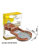 CubicFun 3D Puzzle Saint Peters Basilica - Vatican City