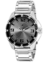Fastrack Analog Grey Dial Men's Watch - 3084SM02