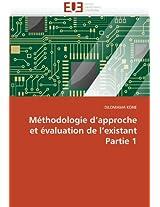 Methodologie D Approche Et Evaluation de L Existant Partie 1