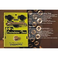 Sabbadius 80's Overdrive Tone