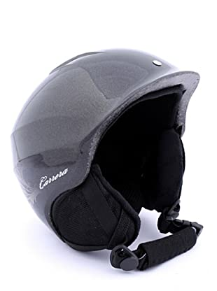 Carrera Casco de Esquí CA E00392 C-LADY BLACK SHINY DECO (negro)
