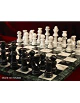 Majestic Marble Chess Men