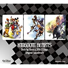 KINGDOM HEARTS Birth by Sleep&358/2 Days �I���W�i���E�T�E���h�g���b�N