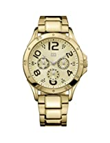 Tommy Hilfiger Sidney Chronograph Gold Dial Women's Watch - TH1781172