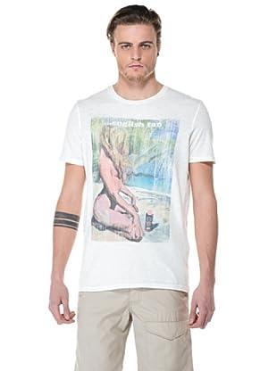55DSL Camisa Tanning (Blanco)