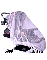 Fondant Baby 2 pack Travel System Netting-Pink