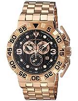 Swiss Legend Men's 10125-RG-11 Challenger Analog Display Swiss Quartz Rose Gold Watch