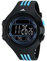 Adidas Digital Black Dial Men's Watch - ADP6082