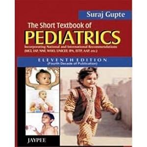Short Textbook Of Pediatrics /11th . Edn