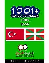 1001+ Basic Phrases Turkish - Basque