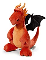 "NICI Creatures Orange Dragon 20"" Plush"