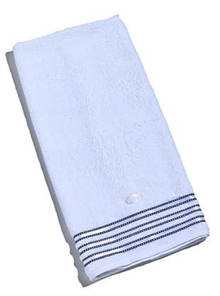 VOSSEN Asciugamano 60x110 Cult Deluxe viso (bianco)