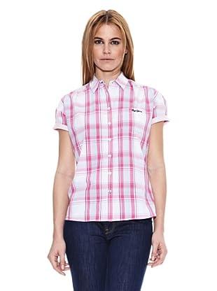Pepe Jeans London Camisa Heron (Rosa Claro)