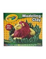 Crayola Llc Modeling Clay 4 Pcs Red Blue Grn Yw (Set Of 24)