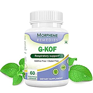 G-Kof Capsules for Respiratory Support