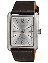 FCUK Analog Silver Dial Men's Watch - FC1091STGN