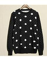 OnlyUrs Korean Style Autumn Winter Slim Wear Pullover Sweater Casual Sweater