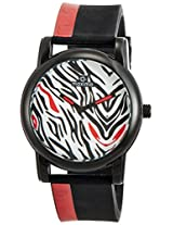 Maxima Avant Garde Analog Multi-Color Dial Men's Watch-28804PAGB