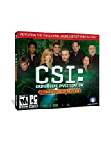 CSI: 3 Dimensions of Murder - Jewel Case (PC)